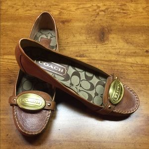 Cole Haan loafer style flats